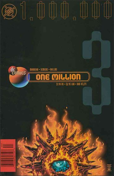 DC One Million 3-A by DC