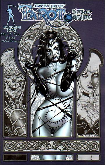 Tarot: Witch of the Black Rose 67-B by BroadSword Comics