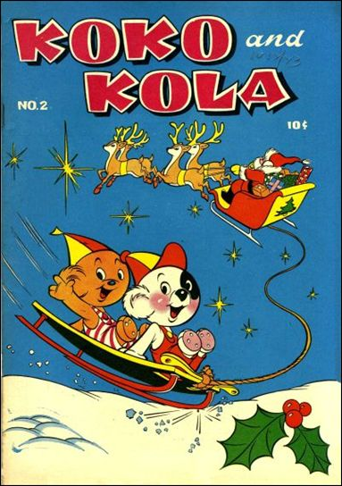 Koko and Kola 2-A by Magazine Enterprises