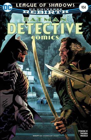 Detective Comics (1937) 954-A