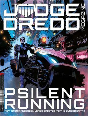 Judge Dredd Megazine (2003) 410-A