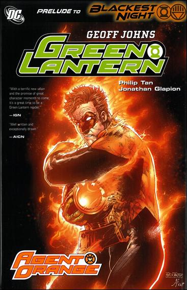Green Lantern: Agent Orange 1-A by DC