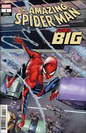 Amazing Spider-Man: Going Big 1-B