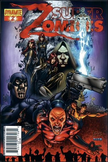 Super Zombies 2-A by Dynamite Entertainment
