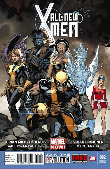 All-New X-Men 2-C by Marvel