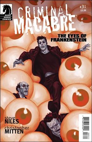 Criminal Macabre: The Eyes of Frankenstein 3-A