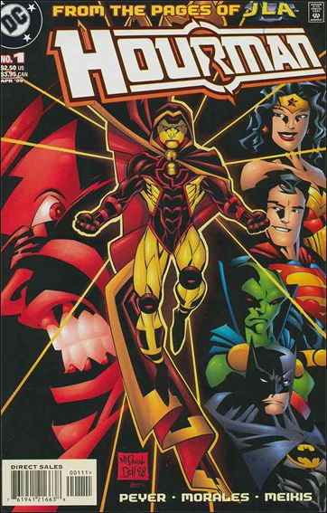 Hourman 1-A by DC