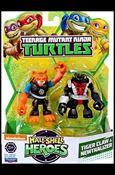 Teenage Mutant Ninja Turtles: Half-Shell Heroes Tiger Claw & Newtralizer