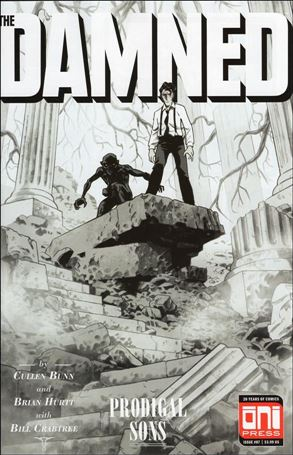 Damned (2017) 7-A