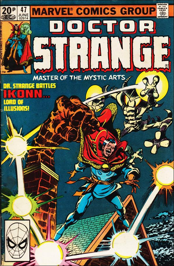 Doctor Strange (1974) 47-B by Marvel