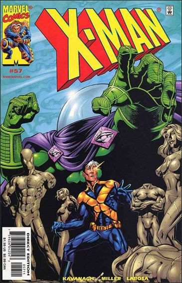 X-Man 57-A by Marvel