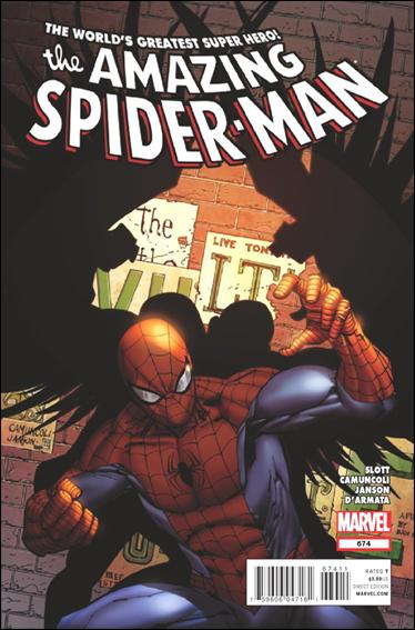 Amazing Spider-Man (1963) 674-A by Marvel