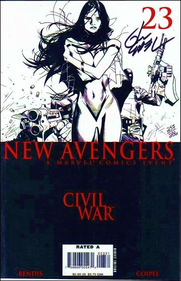 New Avengers (2005) 23-C by Marvel