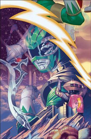 Mighty Morphin Power Rangers 16-C