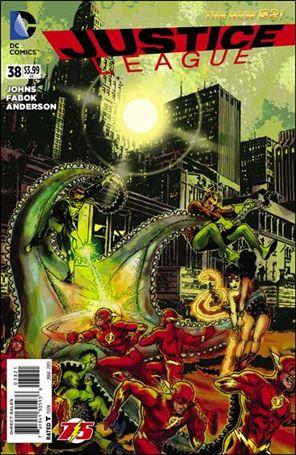 Justice League (2011) 38-D