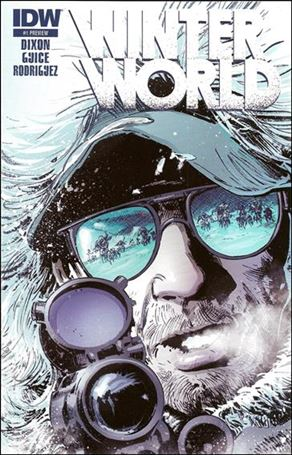Winterworld (2014) Ashcan-A