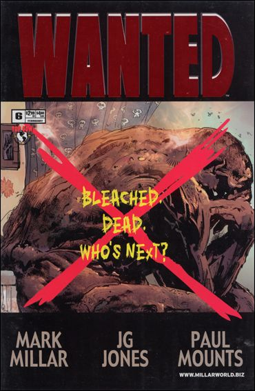Wanted (2003) 6-C by Top Cow