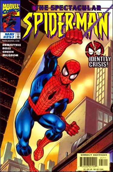 Spectacular Spider-Man (1976) 257-A by Marvel