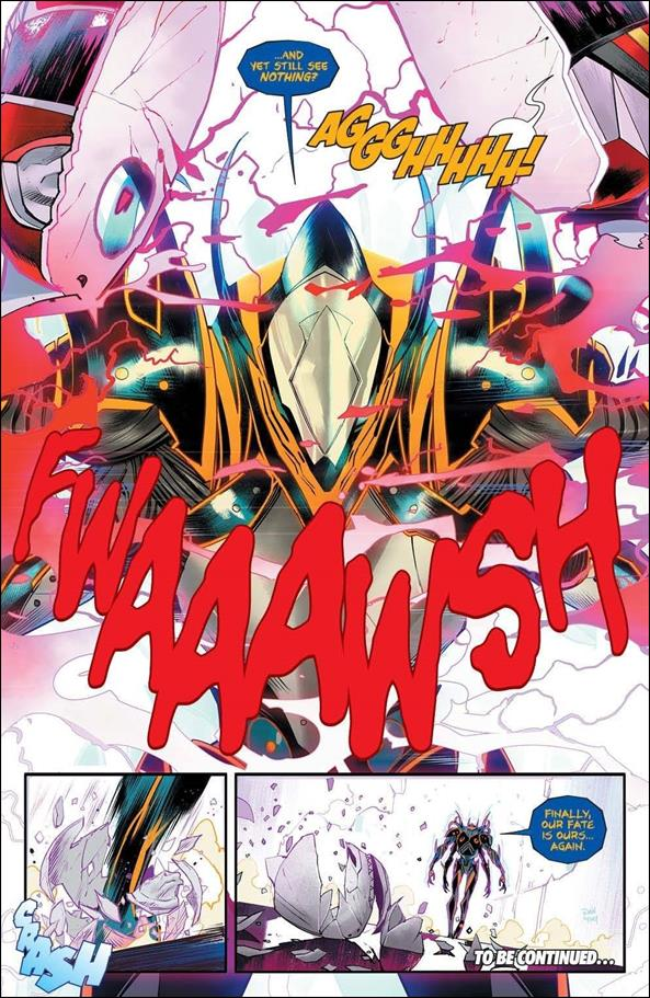 Mighty Morphin Power Rangers 50-D by Boom! Studios