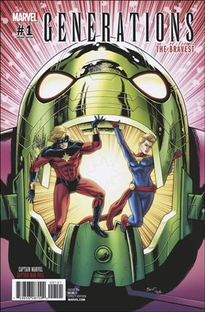 Generations: Captain Marvel & Captain Mar-Vell 1-C