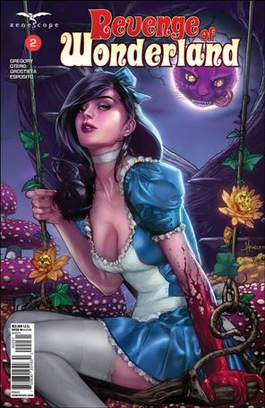 Revenge of Wonderland 2-C