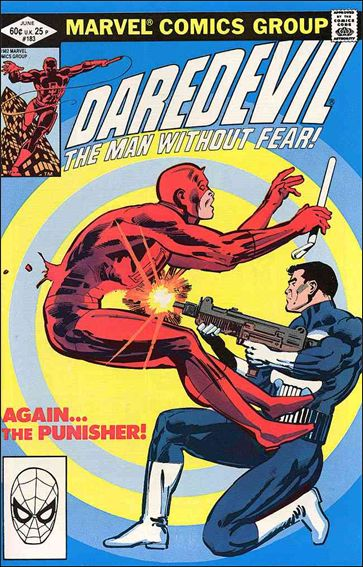 Daredevil (1964) 183-A by Marvel