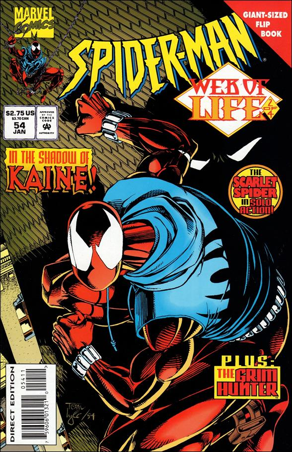 Spider-Man (1990) 54-A by Marvel