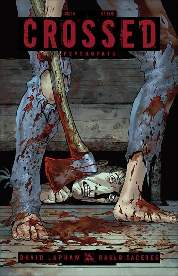 Crossed Psychopath 6-A by Avatar Press