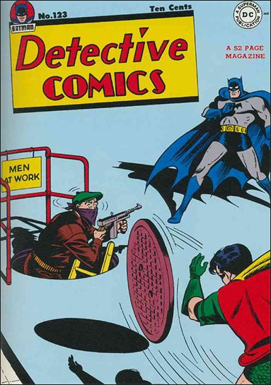 Detective Comics (1937) 123-A by DC