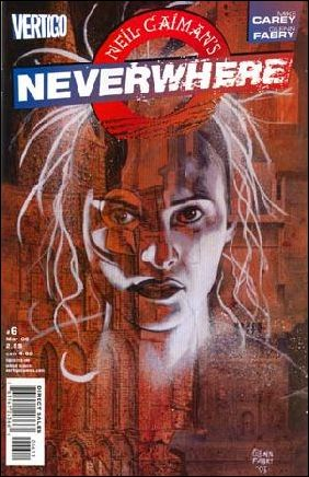 Neverwhere 6-A by Vertigo