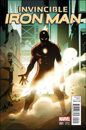 Invincible Iron Man (2015)  1-M