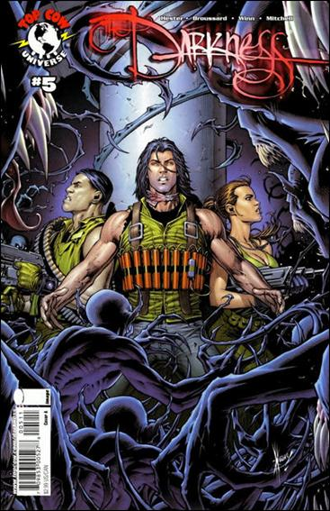 Darkness (2007) 5-A by Top Cow