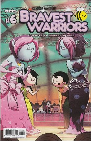 Bravest Warriors 6-A