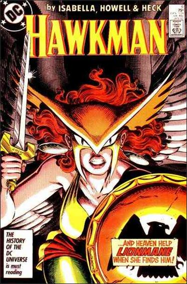 Hawkman (1986) 6-A by DC
