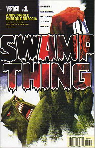 Swamp Thing (2004) 1-A by Vertigo