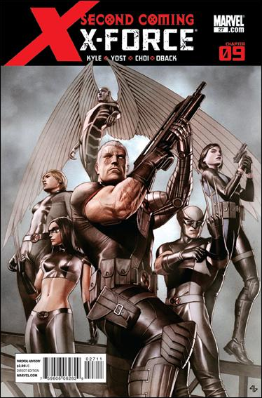 X-Force (2008) 27-A by Marvel