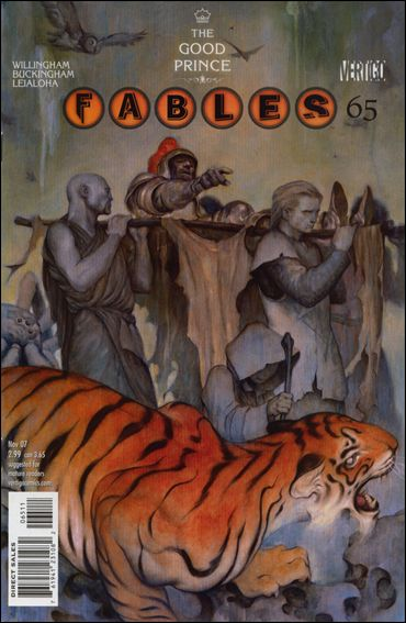 Fables 65-A by Vertigo