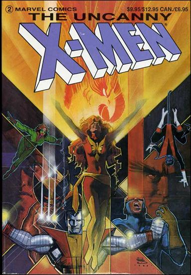 X-Men: The Dark Phoenix Saga 1-D by Marvel