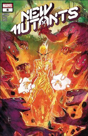 New Mutants (2020) 8-A