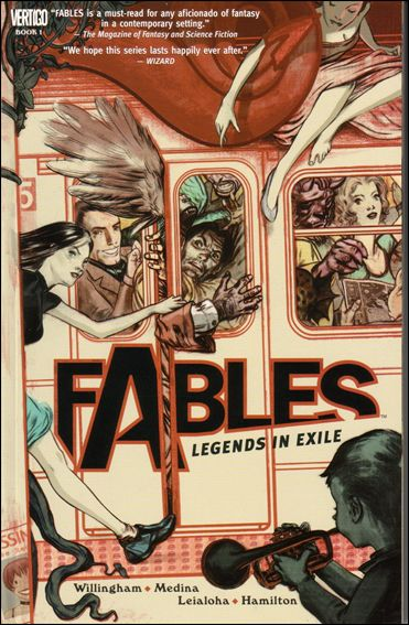 Fables 1-C by Vertigo