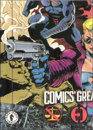 Comics' Greatest World (Base Set) 82-A by Topps
