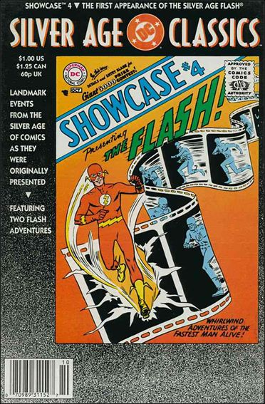 DC Silver Age Classics Showcase 4-A by DC