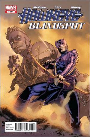 Hawkeye: Blind Spot 4-A