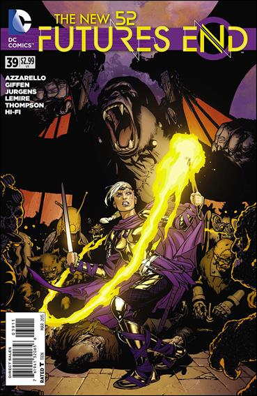 New 52: Futures End  39-A by DC