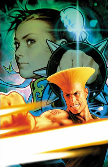 Street Fighter (2003) 5-C by Udon