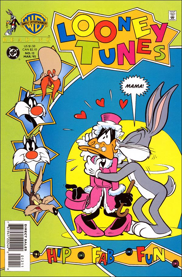 Looney Tunes (1994) 12-A by DC