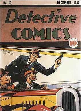 Detective Comics (1937) 10-A by DC