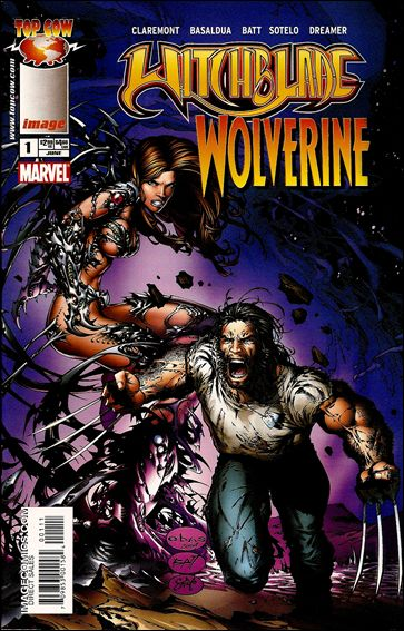 Witchblade/Wolverine 1-A by Top Cow