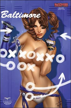 Grimm Fairy Tales Presents Oz: Reign of the Witch Queen 5-F