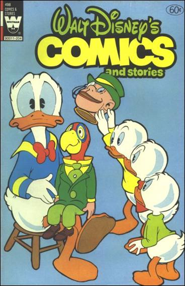 Walt Disney's Comics and Stories (1940) 498-B by Dell